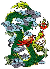 what is a four claws dragon chinese feng shui dragon